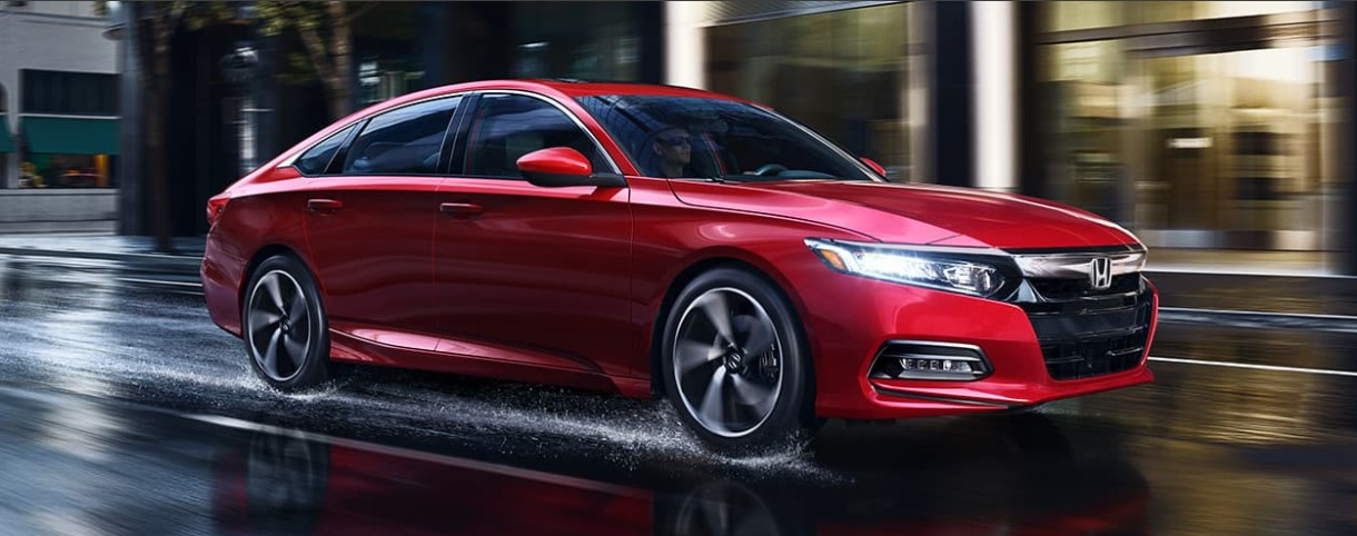 2020 Honda Accord Price
