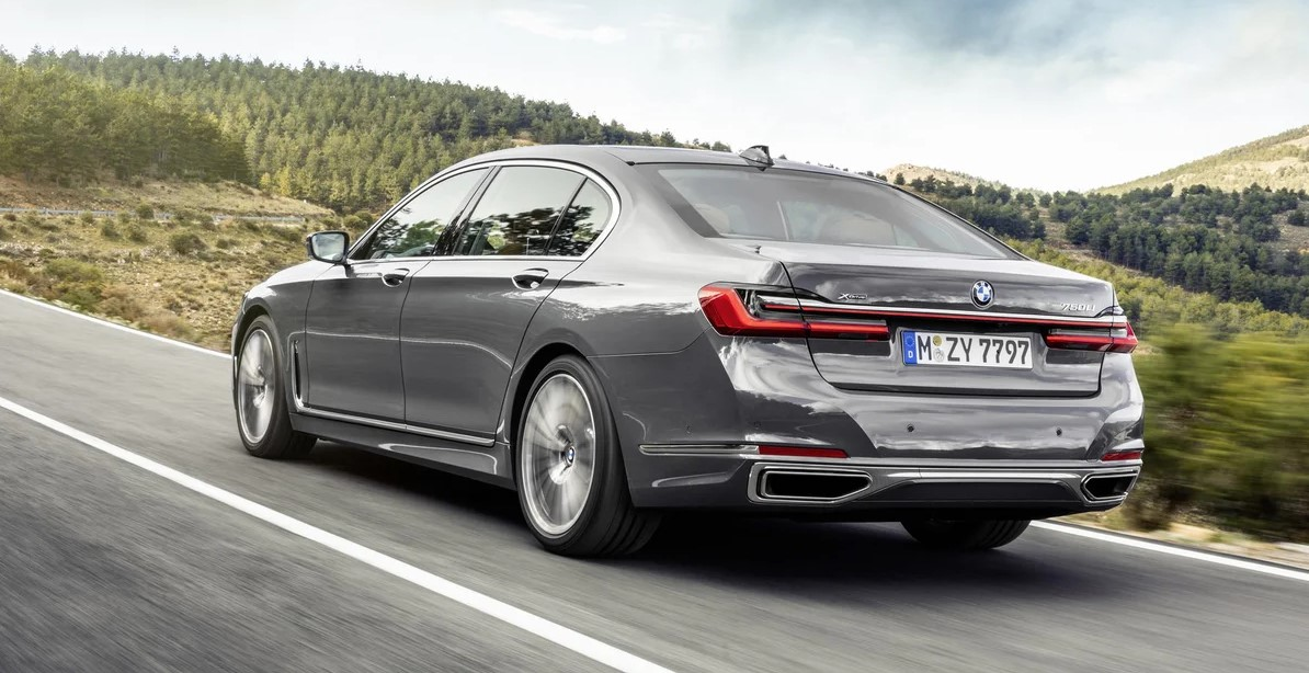 2020 BMW 7 Series Price