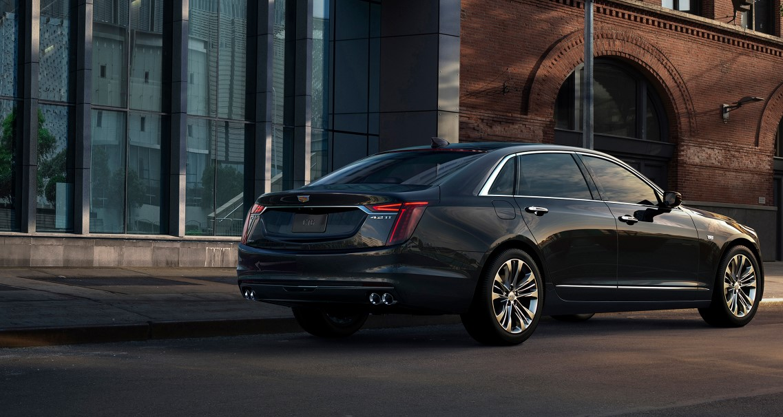 2020 Cadillac CT6-V Price