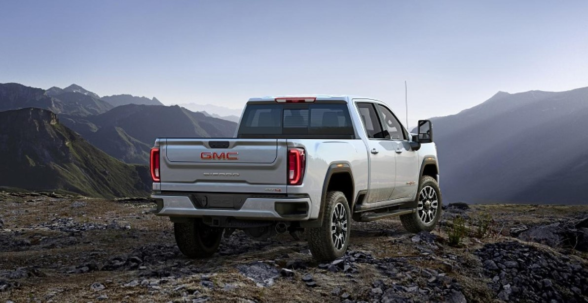 2020 GMC Sierra 2500HD Price