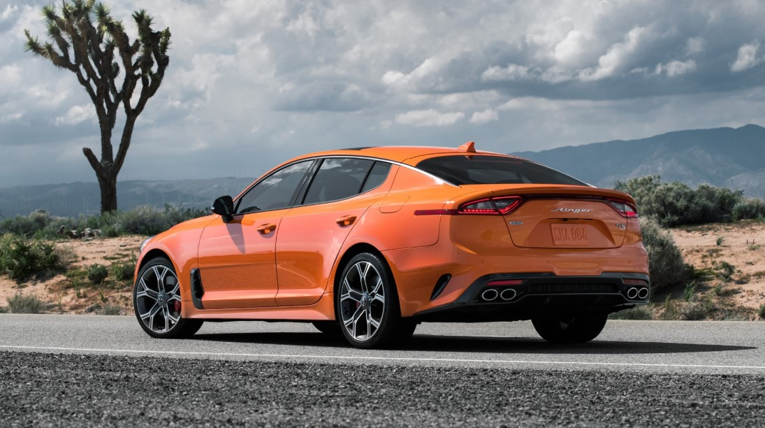 2020 Kia Stinger Price