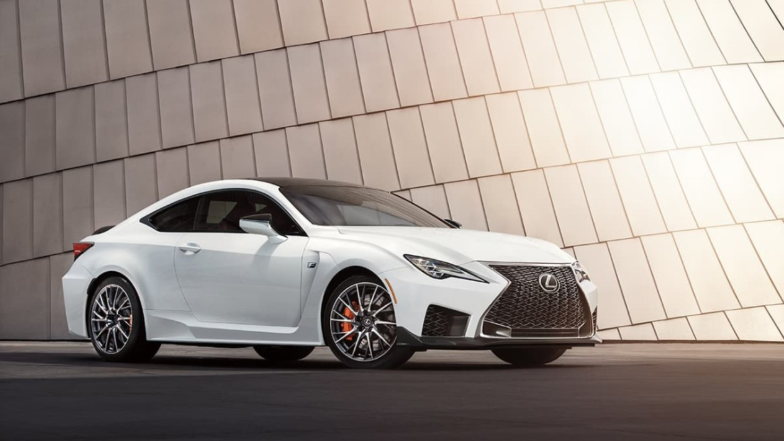 2020 Lexus RC F Track Edition Price