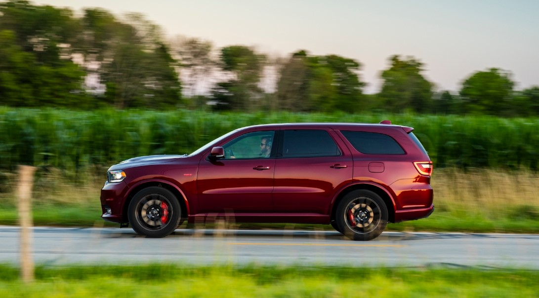 2020 Dodge Durango SRT Price