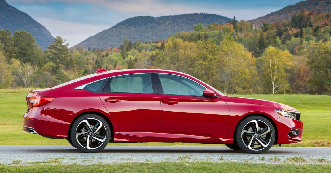 2020 Honda Accord 2.0T Touring Price