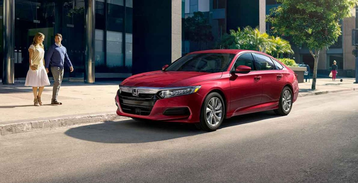 2020 Honda Accord 2.0T Touring