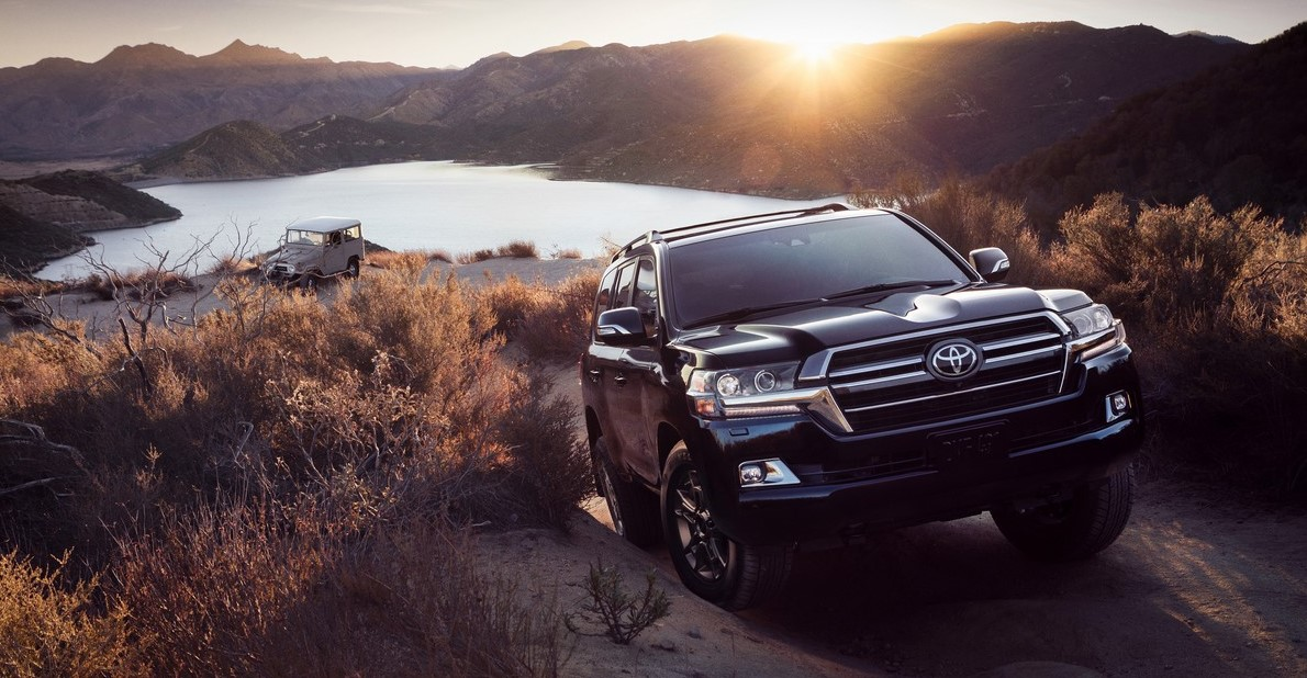 2020 Toyota Land Cruiser