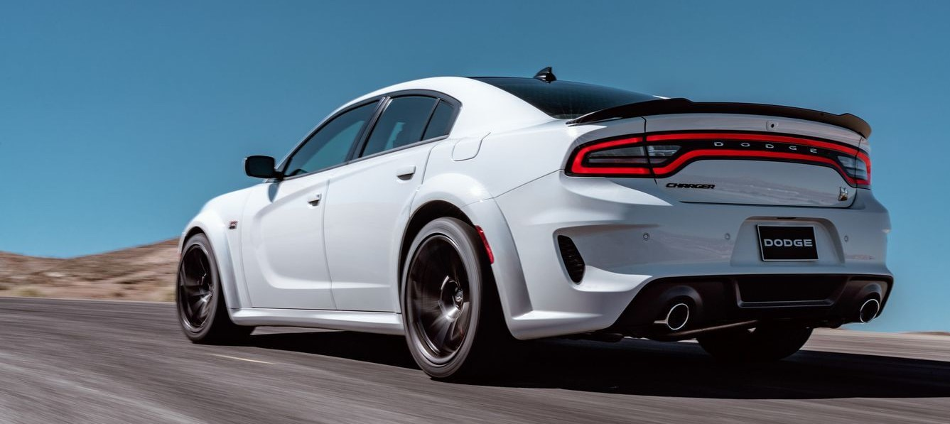 2020 Dodge Charger Scat Pack Widebody Price