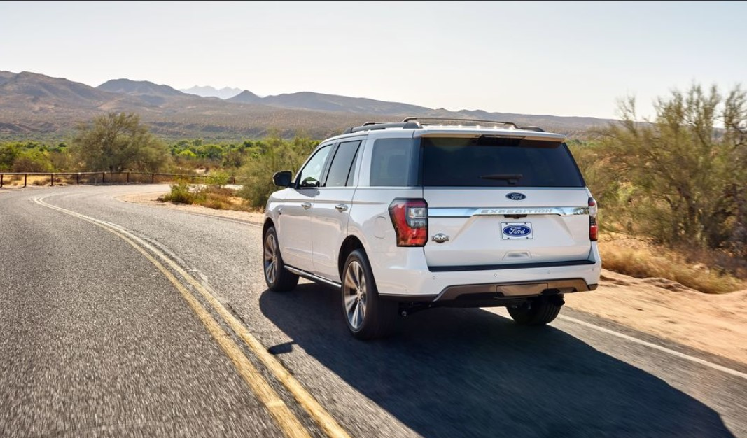 2020 Ford Expedition Max Platinum Price