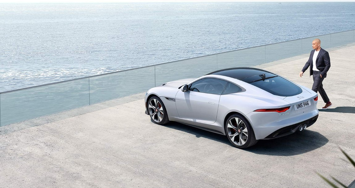 2021 Jaguar F-Type Price