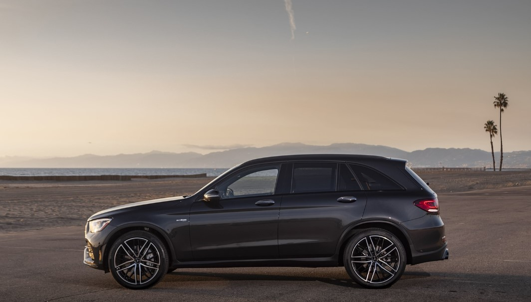 2020 Mercedes AMG GLC 43 Price