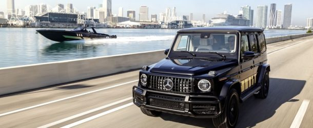 2020 Mercedes G-Wagon G550