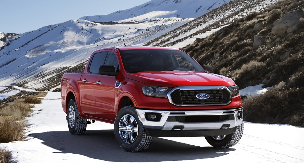 2020 Ford Rangers