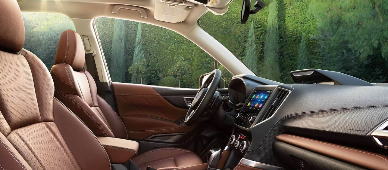 2020 Subaru Forester Interior
