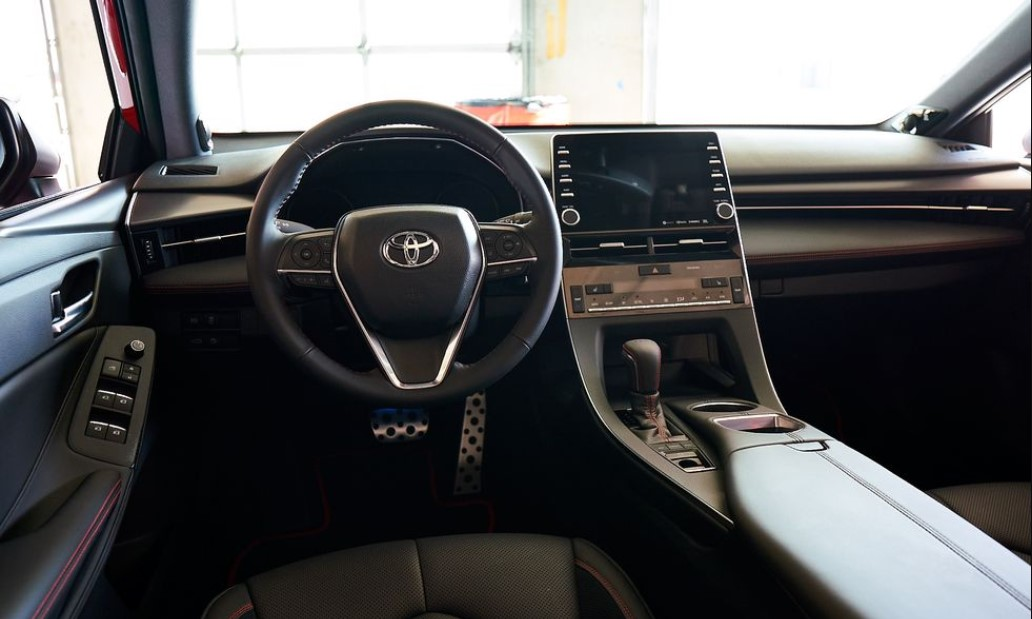 2020 Toyota Avalon TRD Interior