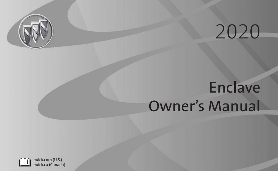 2010 - 2020 Buick Owners Manual