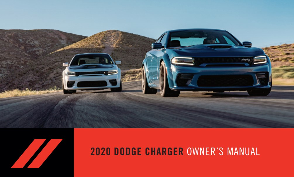 2010 - 2020 Dodge Owners Manual