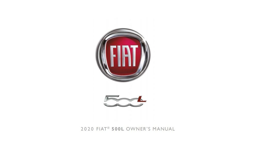 2010 - 2020 FIAT Owners Manual