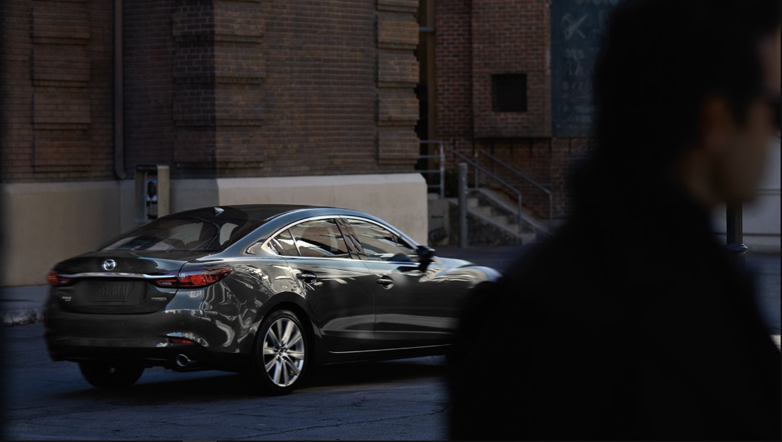 2020 Mazda6 Signature Turbo Price