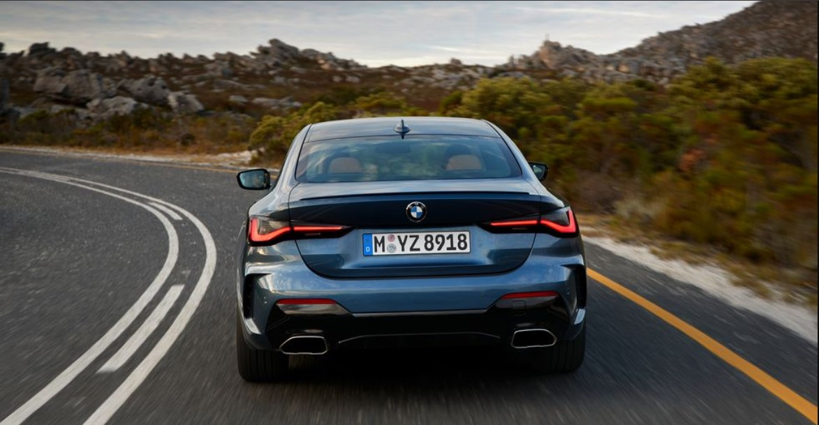 2021 BMW 4-Series Coupe Price