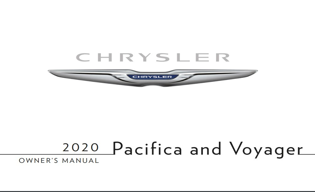 Chrysler Owners Manual