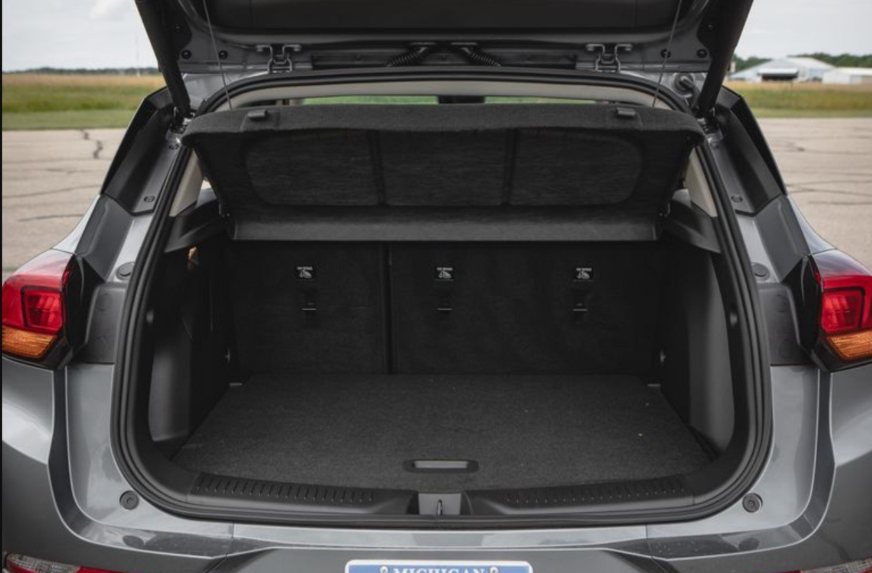 2020 Buick Encore GX Cargo Space