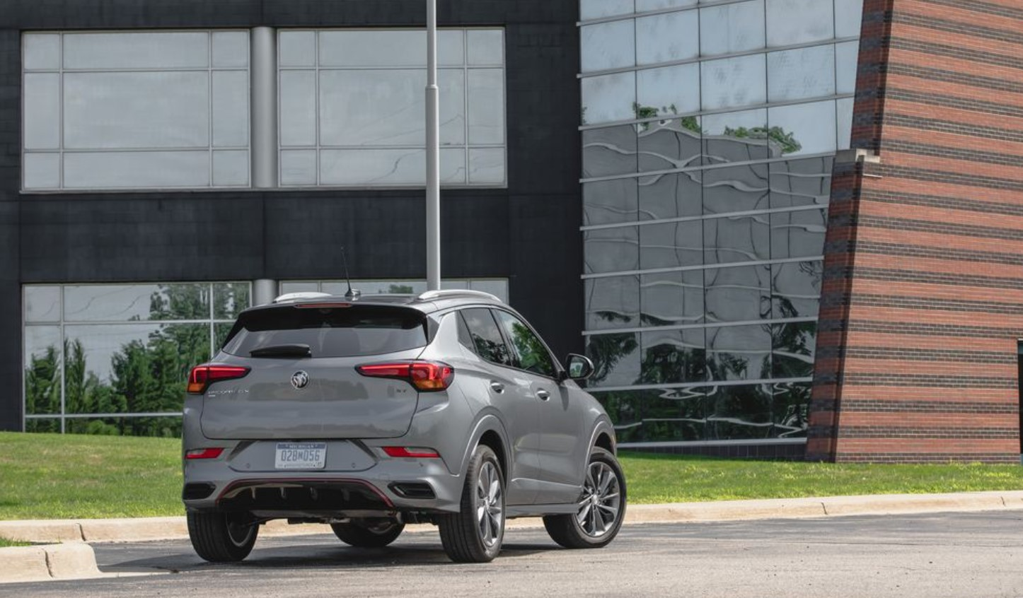 2020 Buick Encore GX Price