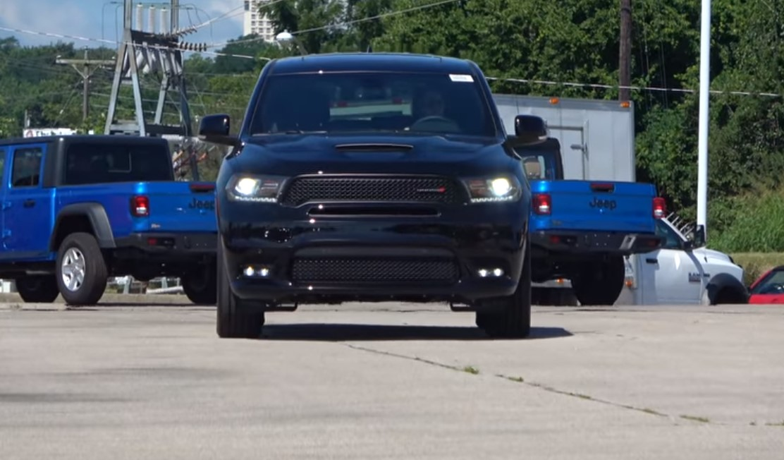 2020 Dodge Durango RT Blacktop
