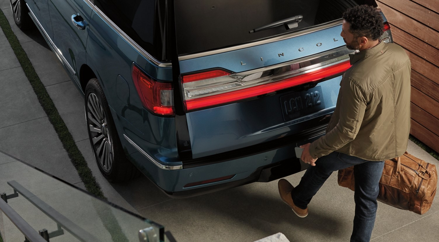 2020 Lincoln Navigator Feature
