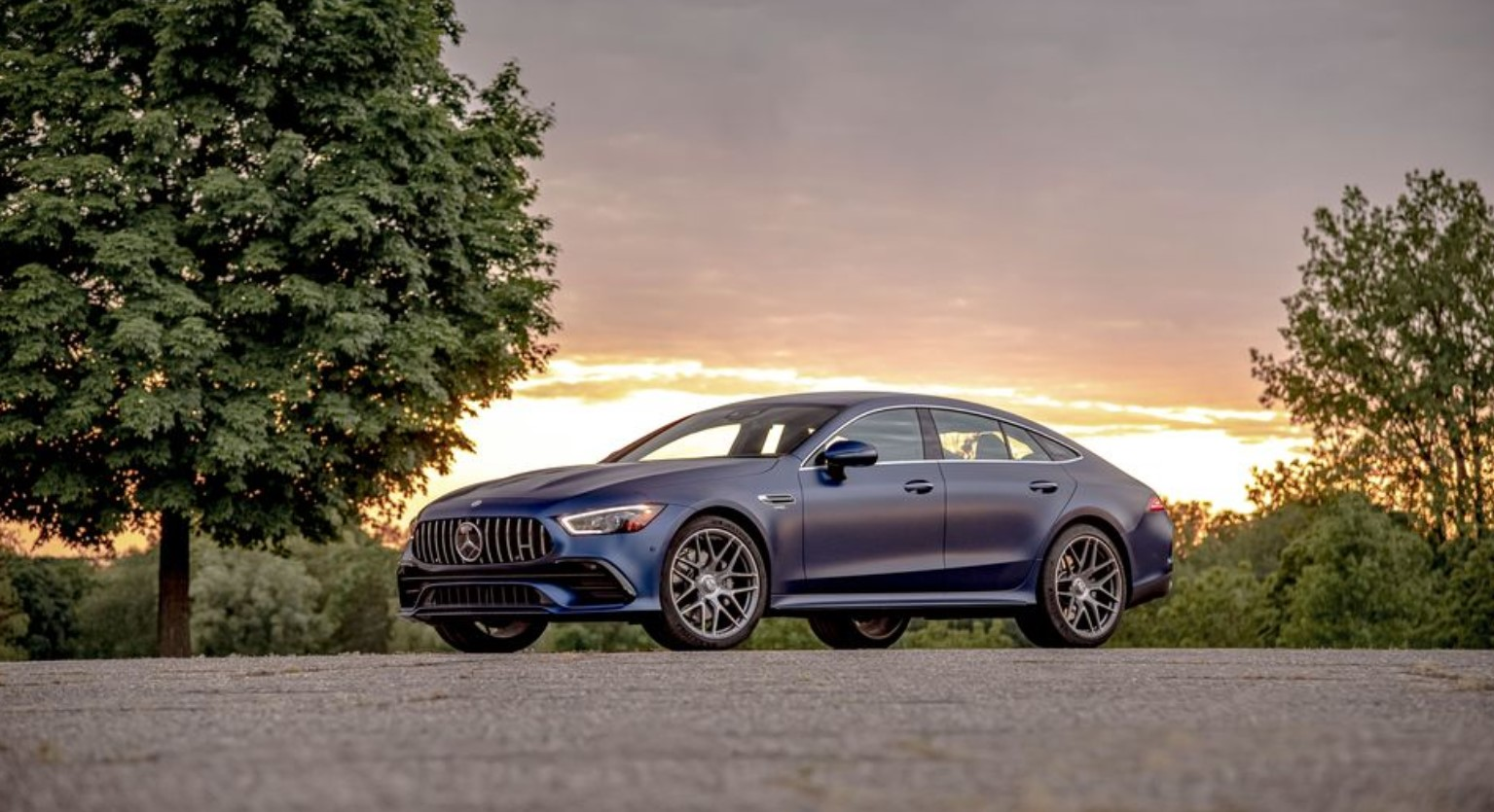 2020 Mercedes-AMG GT 53 Redesign