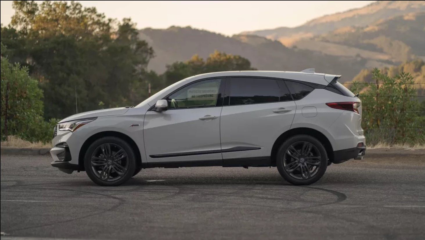 2021 Acura RDX A-Spec Specifications