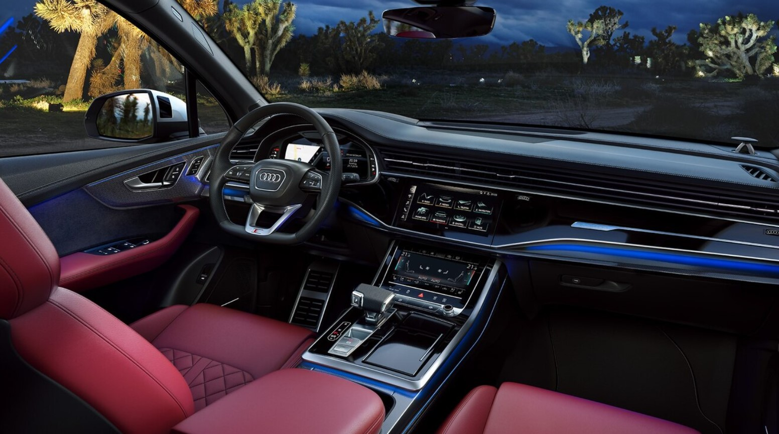 2021 audi sq7 - the ultimate luxury 3-row?? - uscheapest