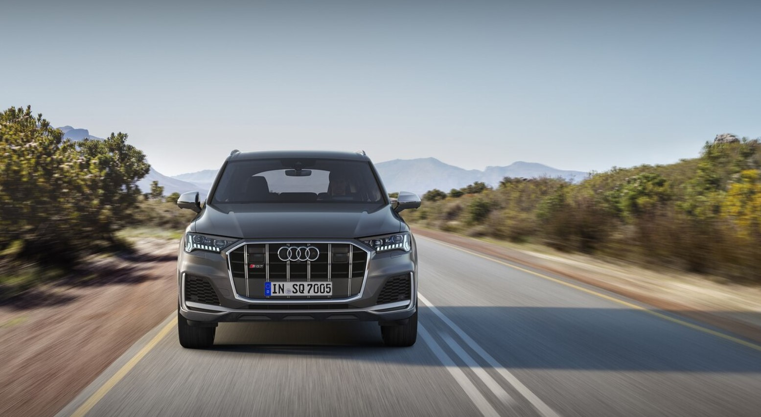 2021 Audi SQ7 Specifications