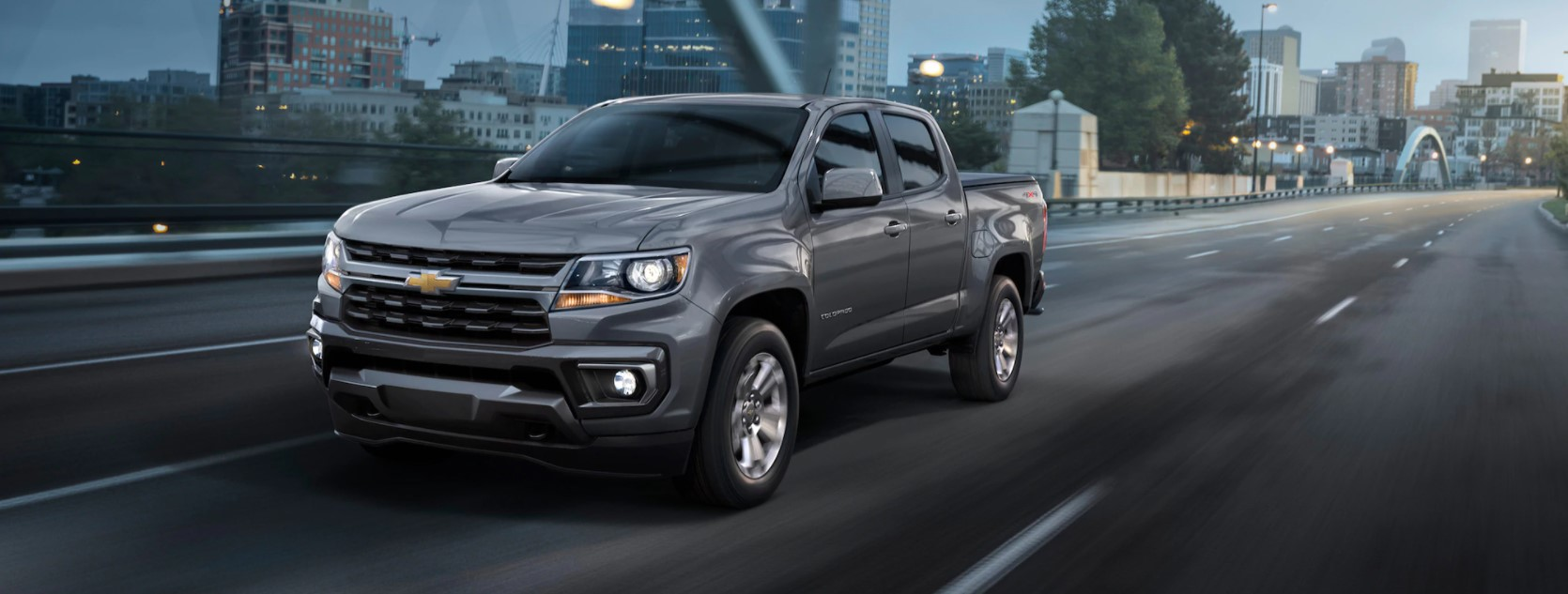 2021 Chevy Colorado Safety Feature