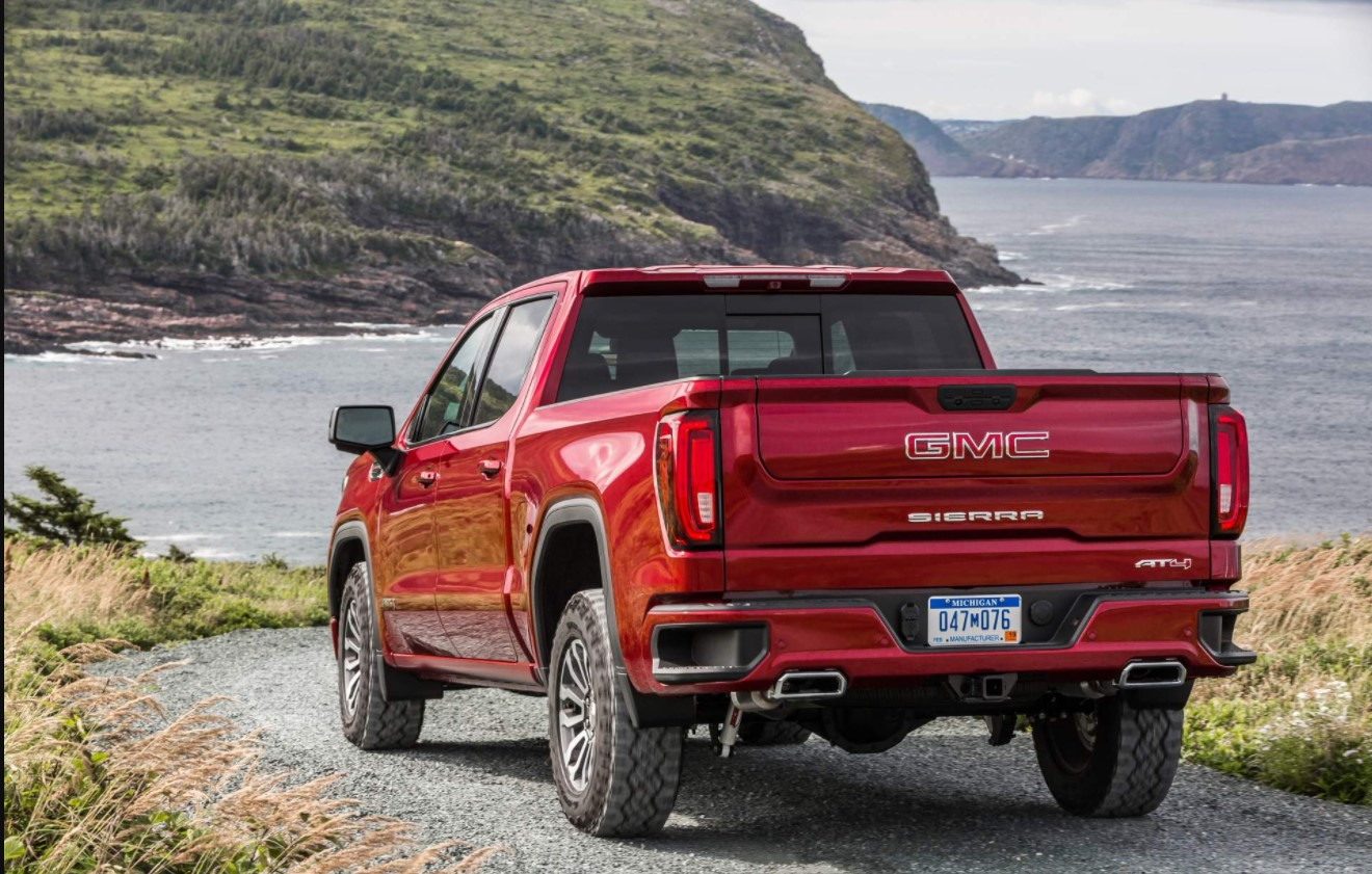 2021 GMC Canyon AT4 Redesign