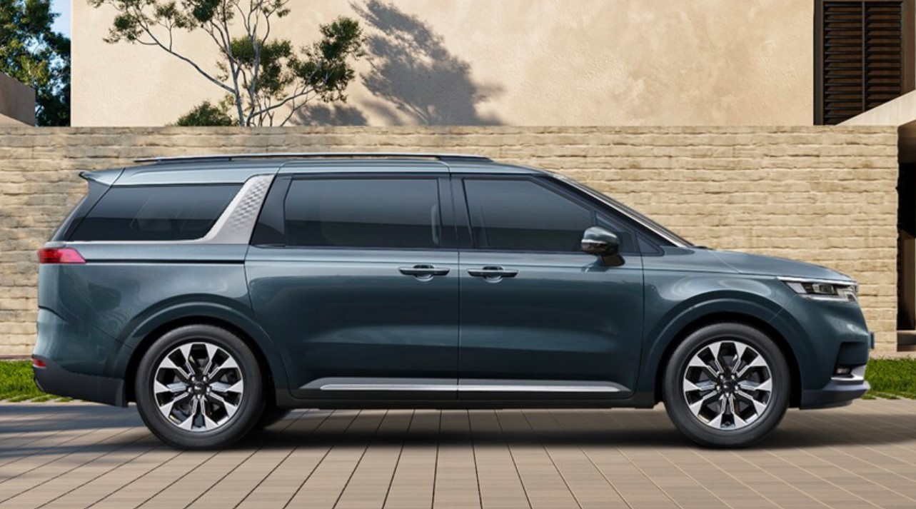 2021 Kia Sedona Changes