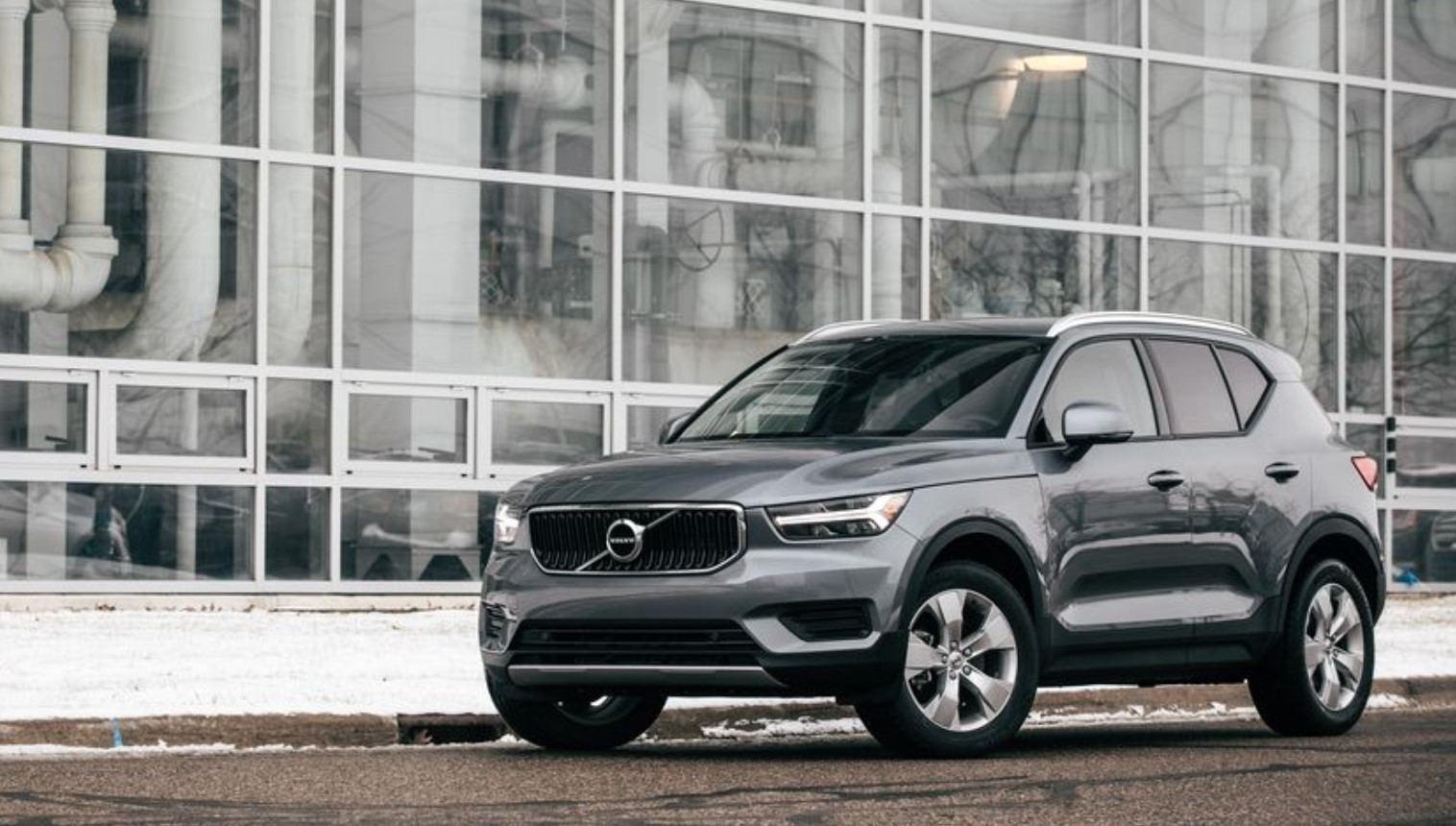 2021 Volvo XC40 Limited