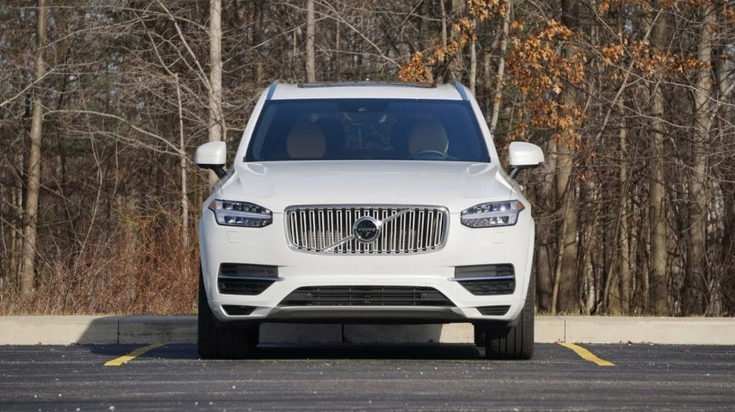 2021 Volvo XC90 Release Date