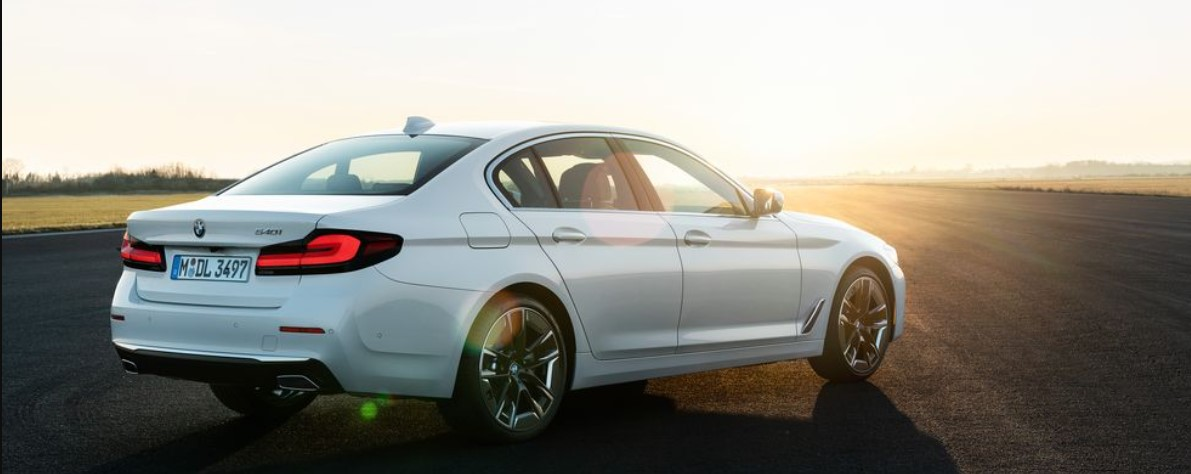 2021 BMW 5-Series Release Date