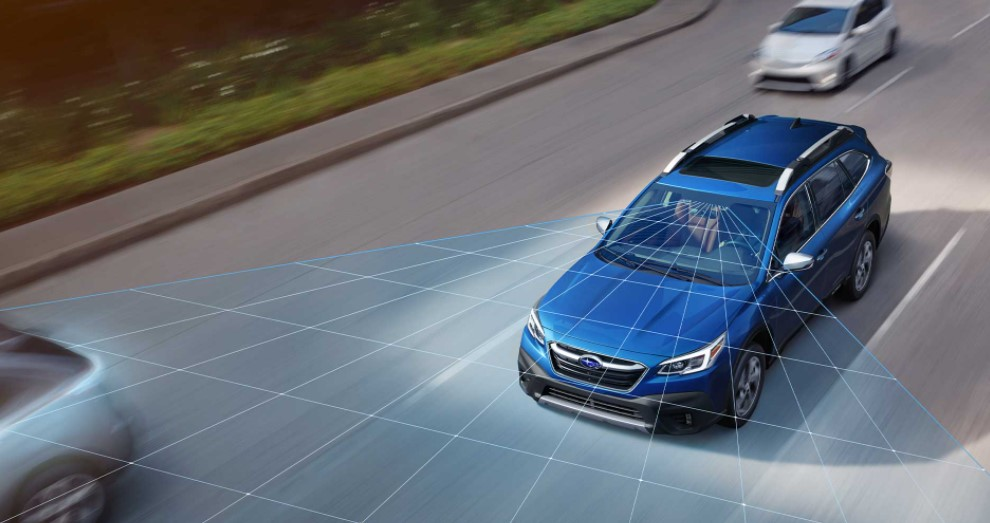 2021 Subaru Outback XT Safety Feature