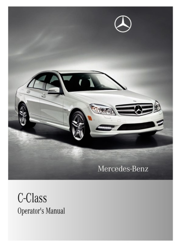 Mercedes Owners Manual