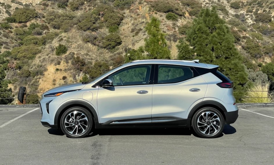 2022 Chevy Bolt EV Release Date